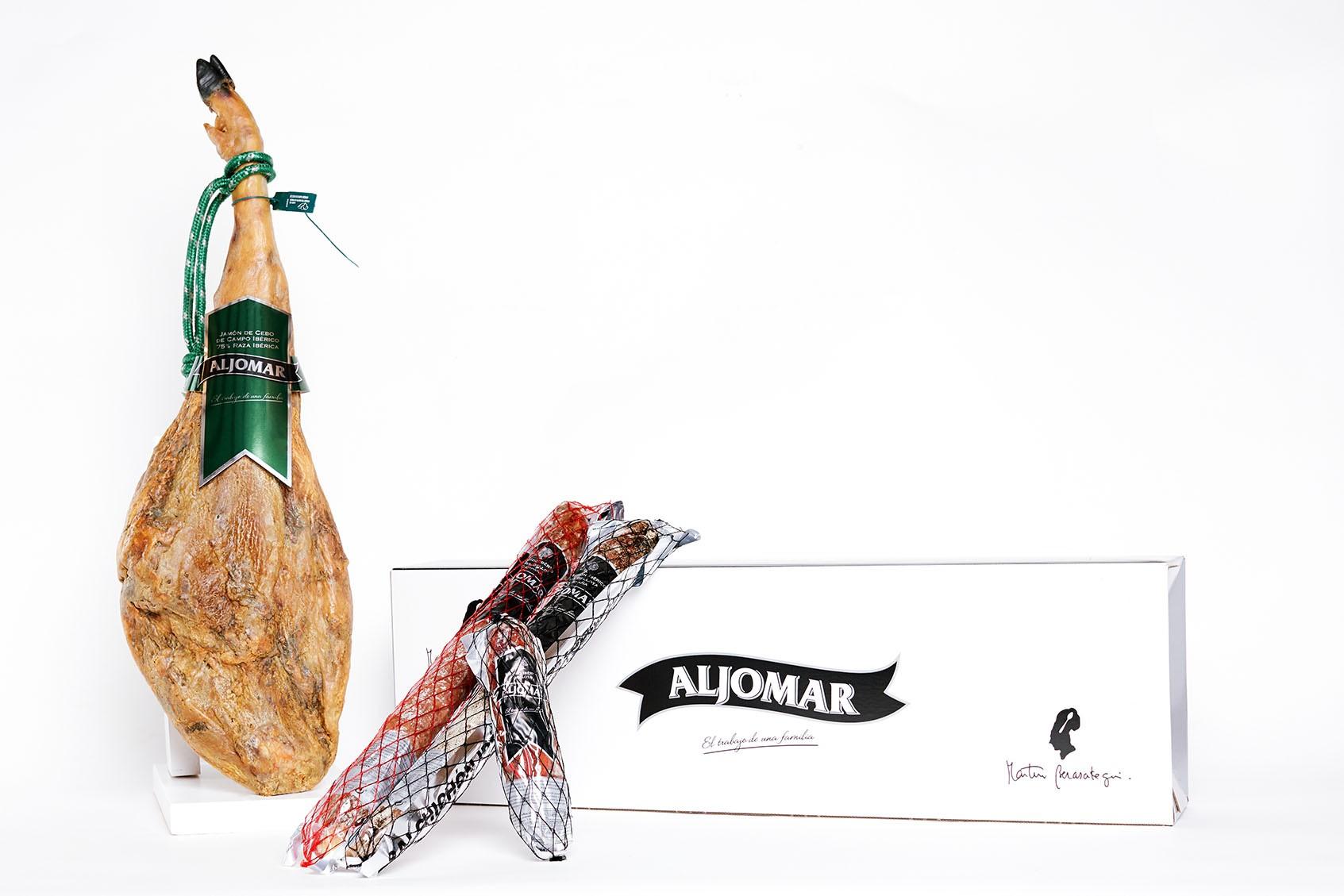 Nuevo Recetario de Carnes Ibéricas Aljomar BY Arrabal