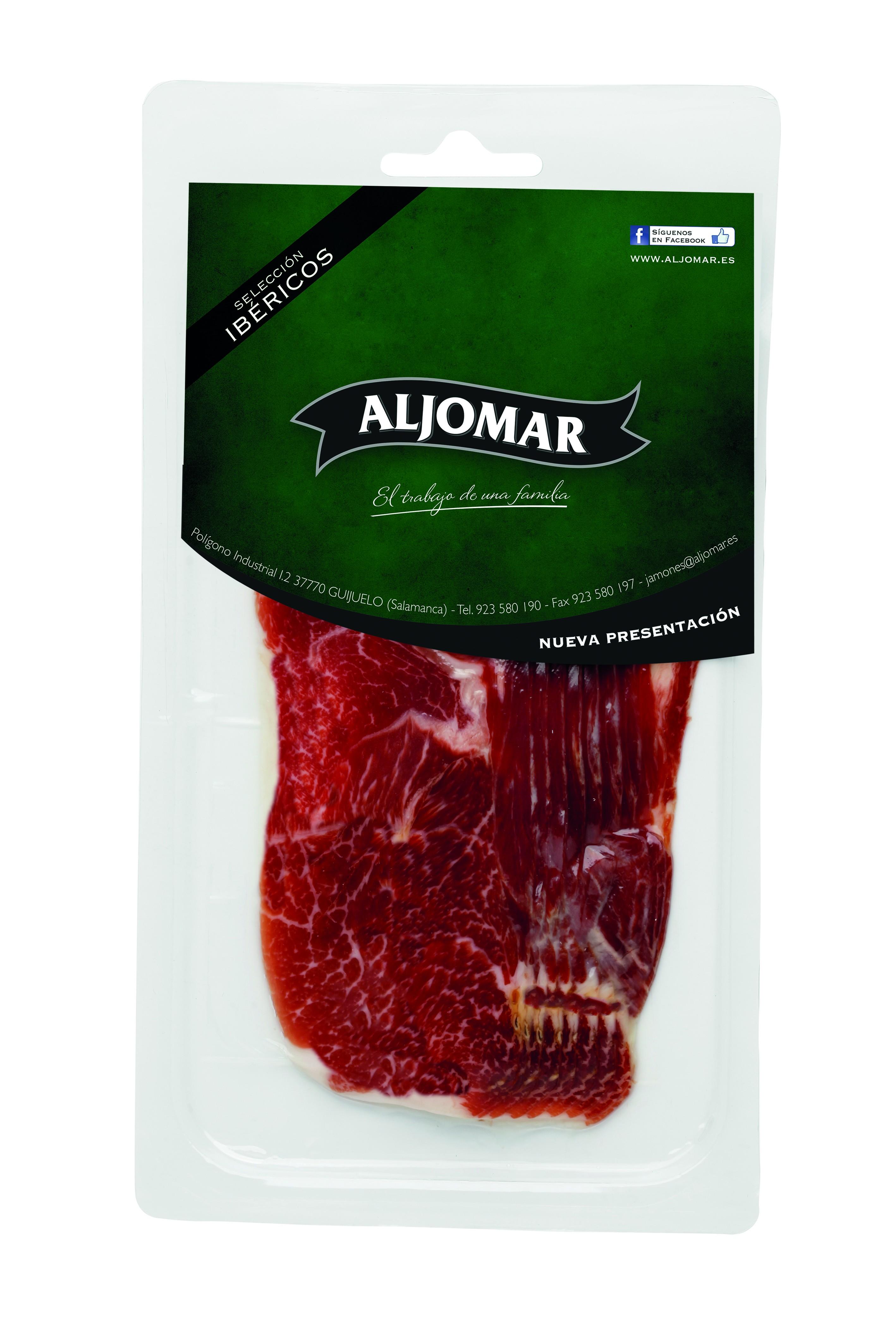 Jamones Aljomar, fiel a su presencia en Alimentaria