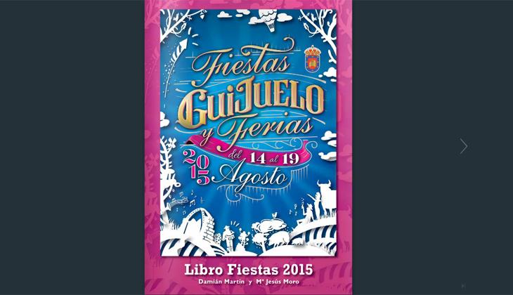 2015 Cartel Fiestas Guijuelo
