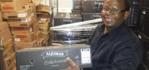 Distribuidor Aljomar en Sudáfrica 2014 06 25