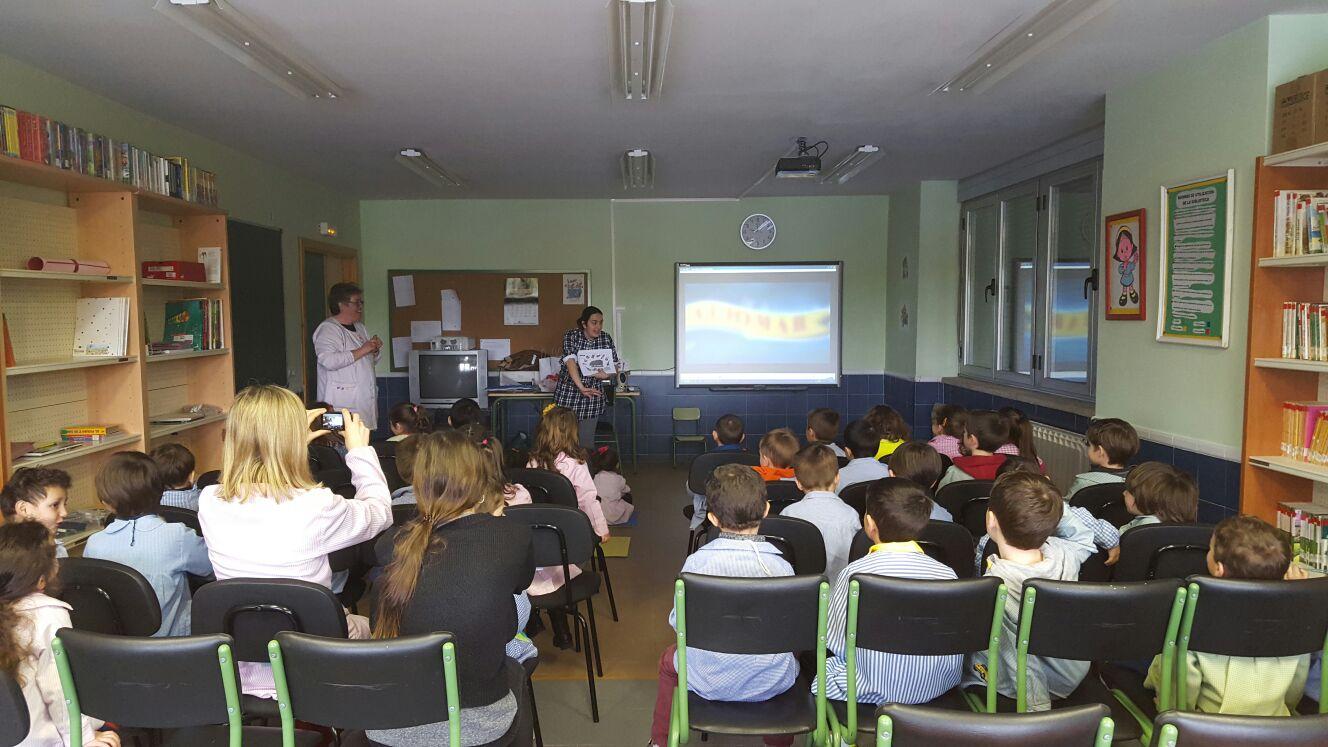 Jamones Aljomar Colegio Los Villares (5)