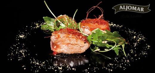 Jamones-Aljomar_Arrabal_recetario_Pluma-salsa-Chiles.