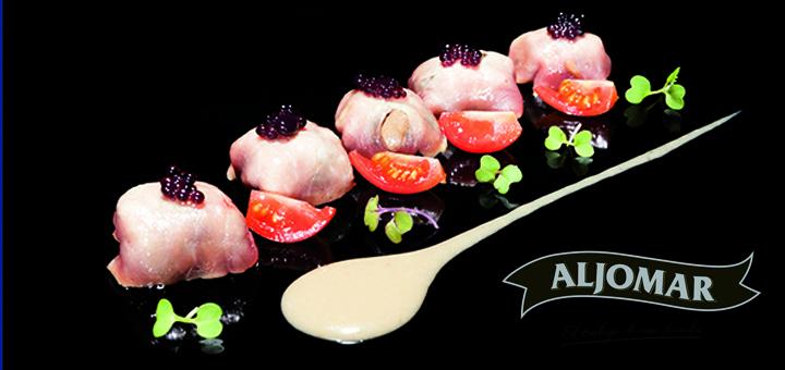Jamones-Aljomar_Arrabal_recetario_RaviolisLomoSetas