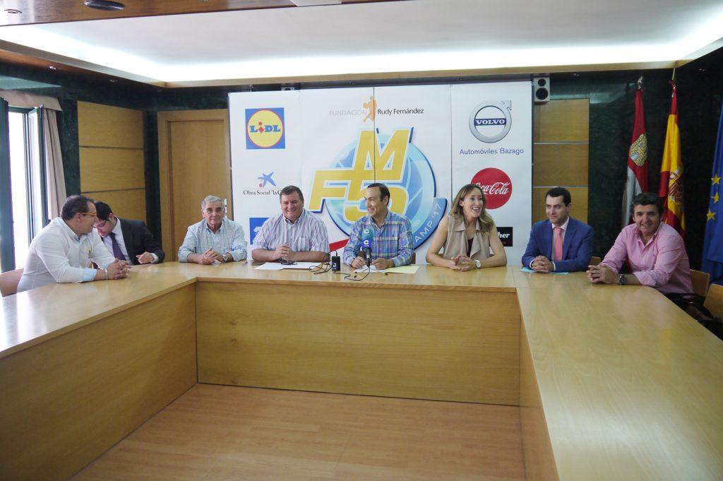 Presentación Campus Marta Fernández 2