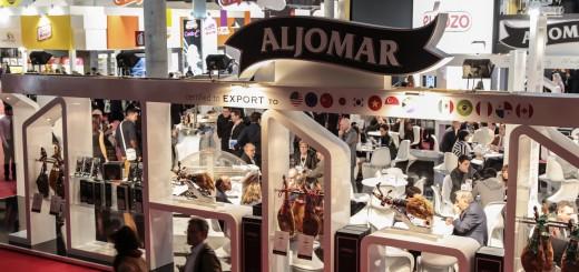 Vista general Aljomar Alimentaria2014