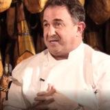 Martín Berasategui se une a la familia Aljomar en su 25 aniversario
