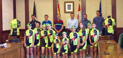 Escuela ciclismo bejarana 1