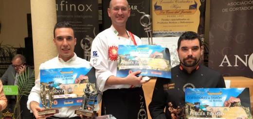 premiados--XIII-Concurso-cortadores-jamon-Ronda_patrocinio-Jamones-Aljomar