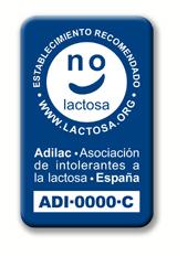 sello comercio lactosa