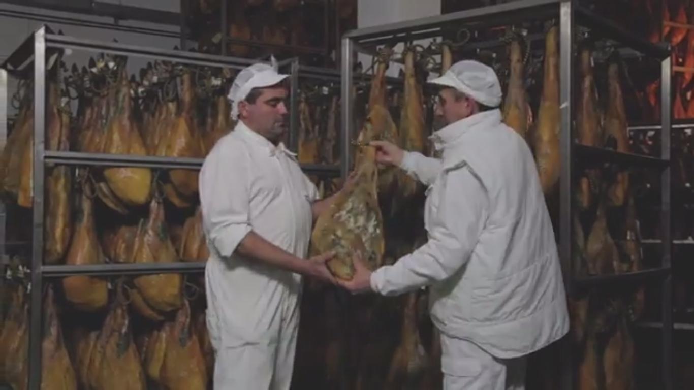 trabajadores fabrica Aljomar