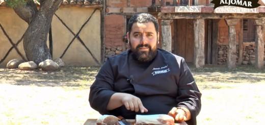 vídeo pantallazo 2 lomo ibérico Aljomar Arrabal