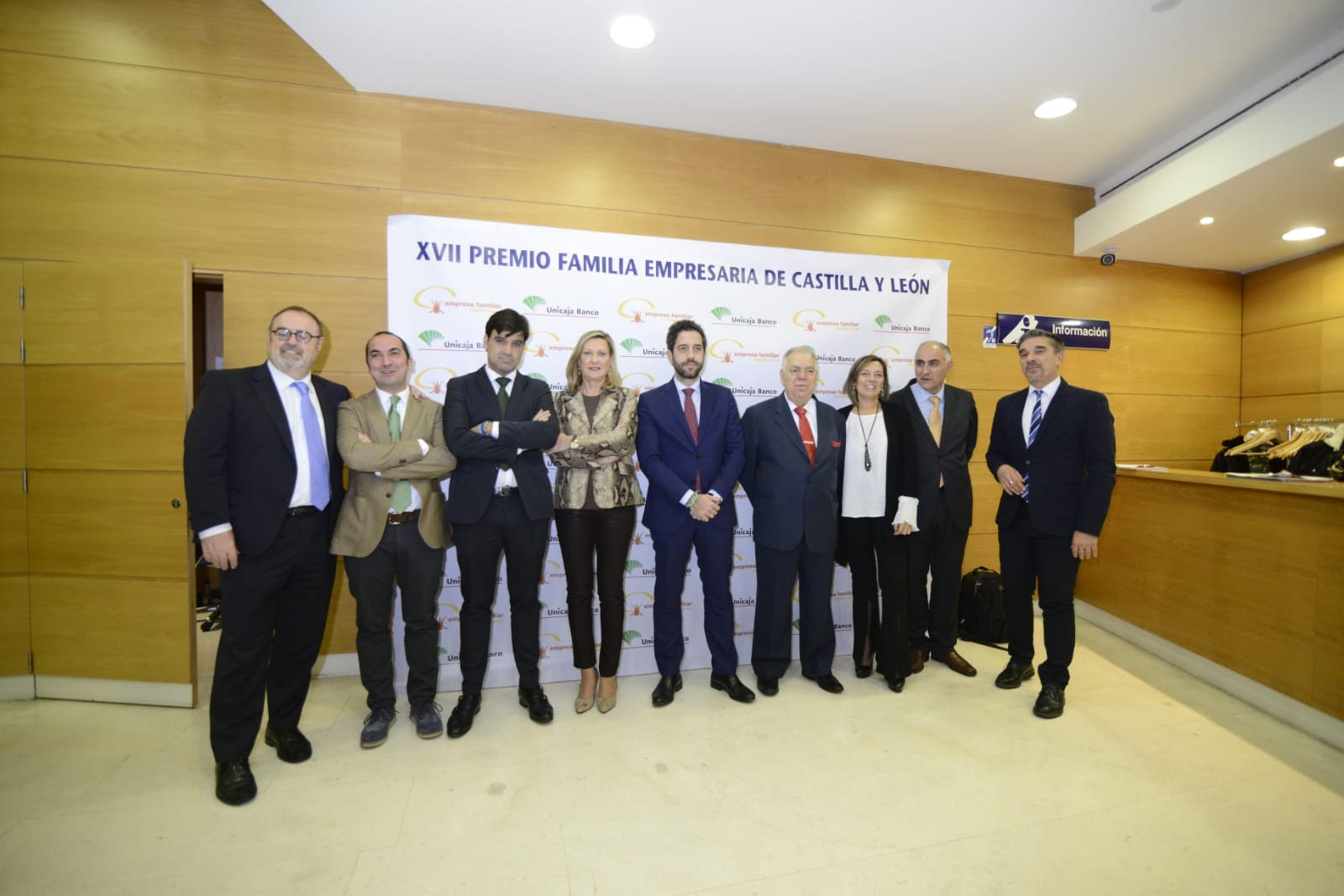 premiados Empresa Familiar CyL 2018