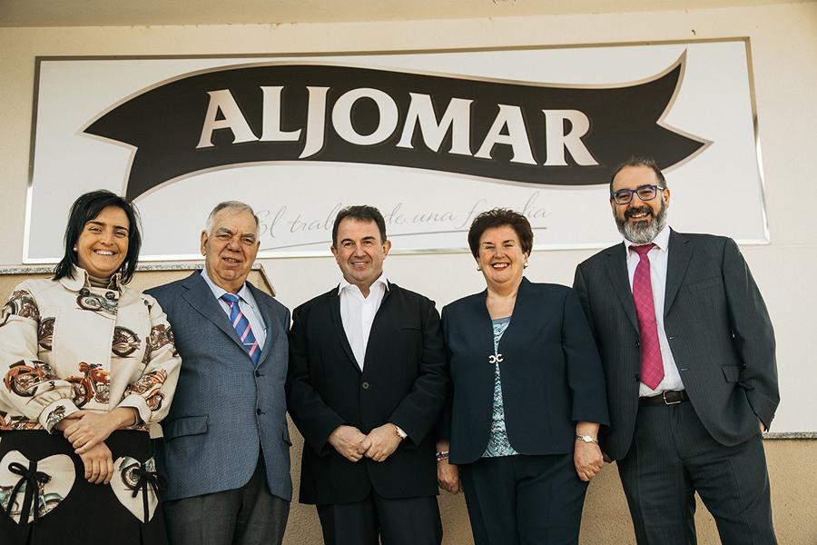 Familia Aljomar y Berasategui