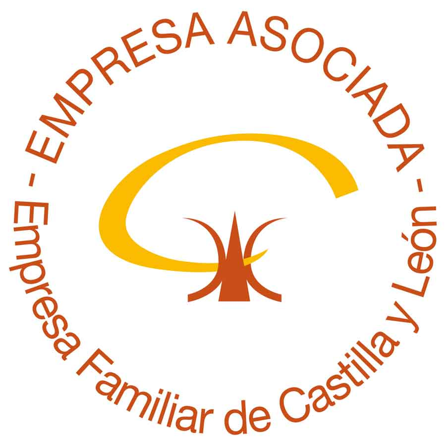 sello asociado empresa familiar castilla y leon